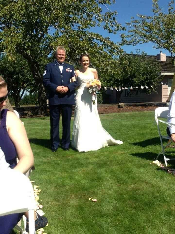I'm a MRS! Wedding Recap, advice and PICS!