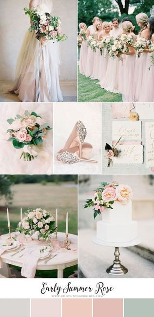 Calling all June, July, August, and September Brides: What is your Summer Wedding Inspiration? 21