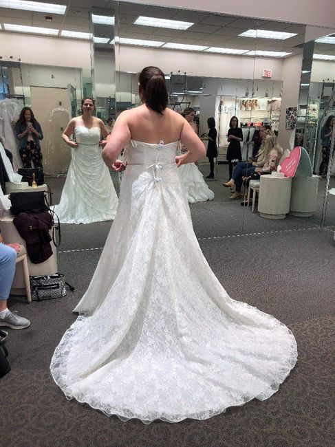 i found my dress!! - 1