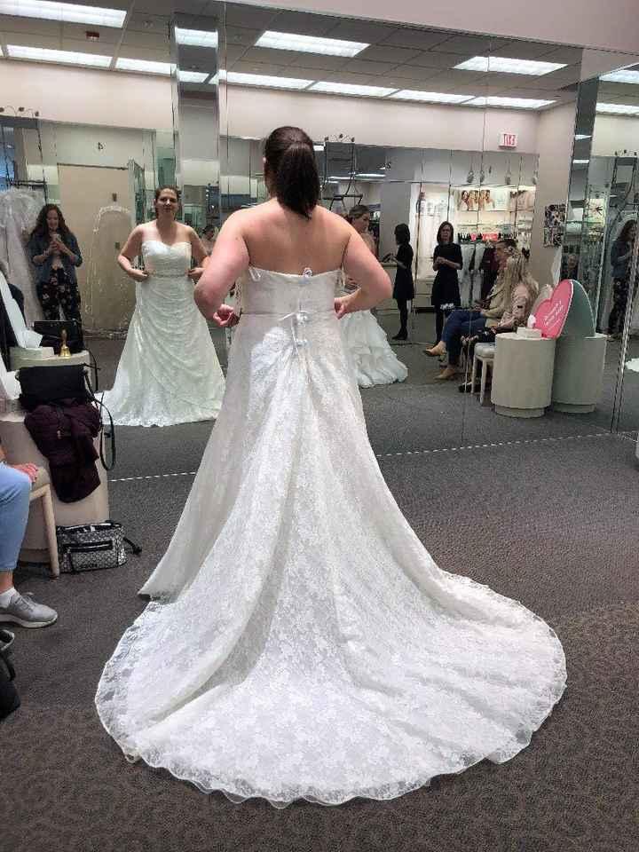 i found my dress!! - 1
