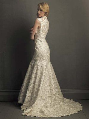 Would This Dress Look Okay With A Casual Groom In An Outdoor