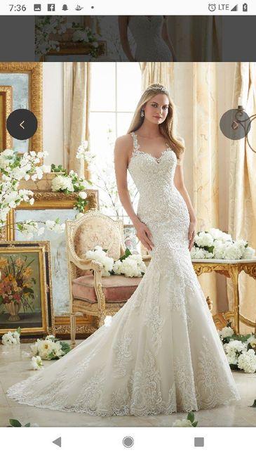 Fall wedding dress inspo 12