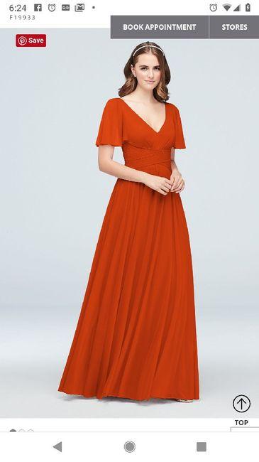 Fall wedding dress inspo 15