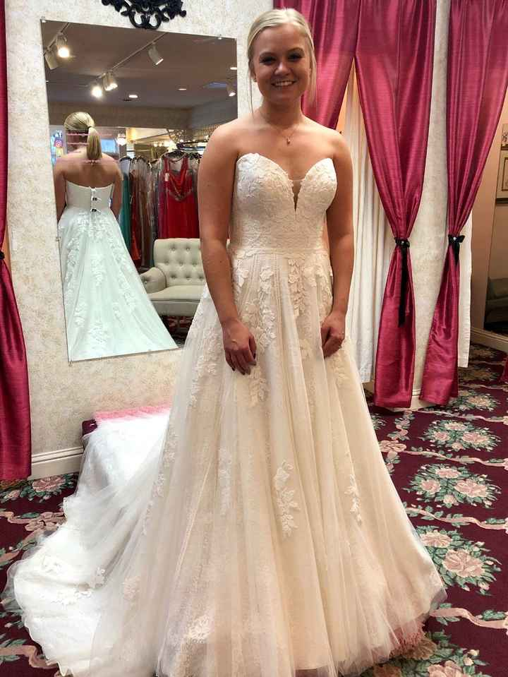 The front before alterations :)