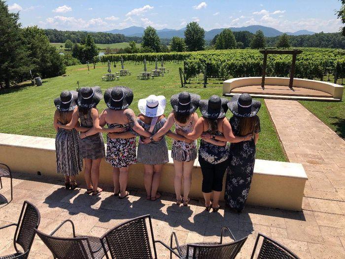 Bridesmaid tumblers 5