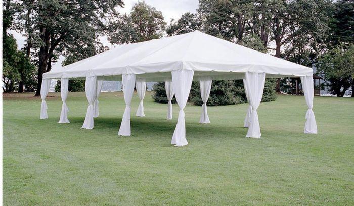 Wedding tent 1