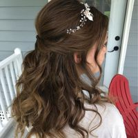Your wedding hairstyle - 1