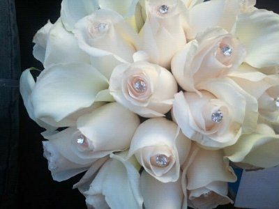 your bouquet is such a focal point