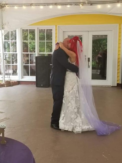 We did it! Non pro bam wedding pictures 3