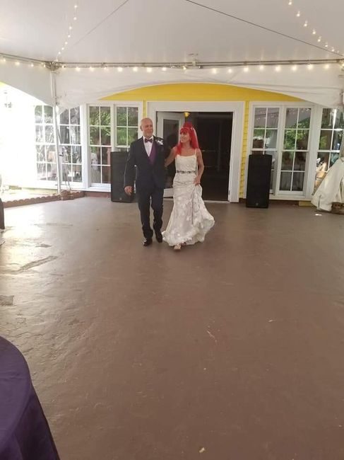 We did it! Non pro bam wedding pictures 6