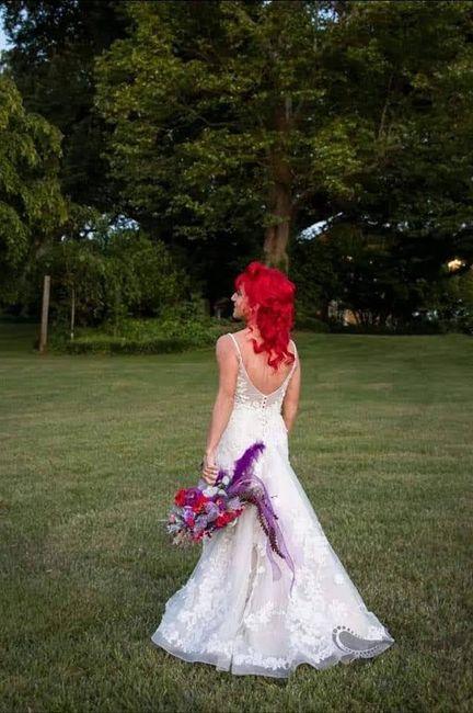 Petite brides Show your dresses! 7