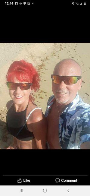 Honeymoon successful,  90 days later.❤ 9