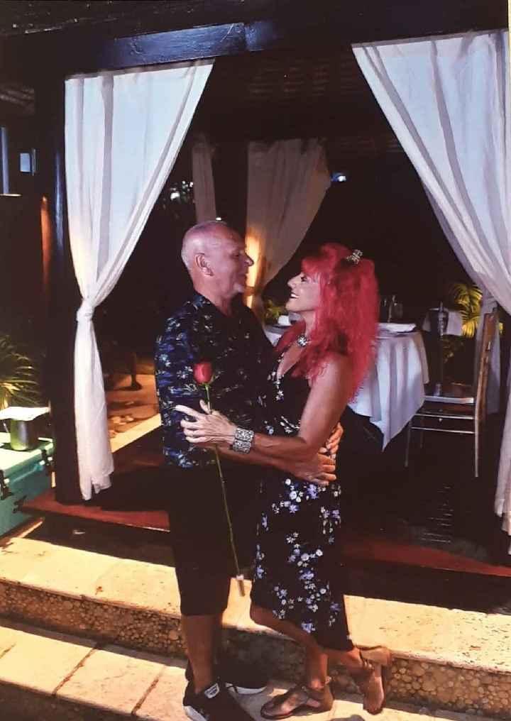 Honeymoon successful,  90 days later.❤ - 1