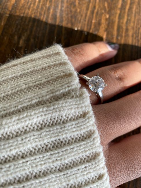 Brides of 2021! Show us your ring! - 1