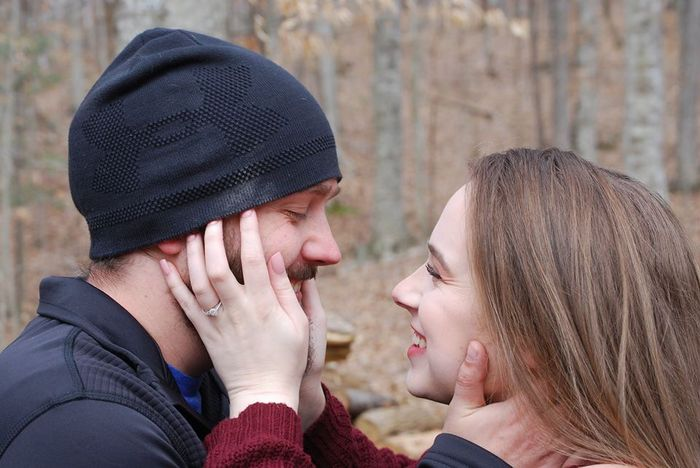 engagement pics - show me your favorite picture 29