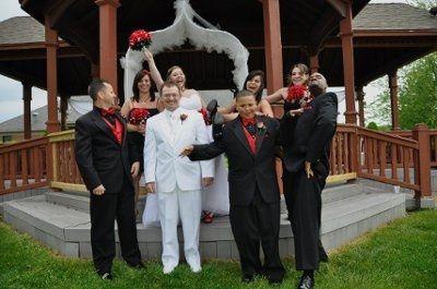 My pro wedding pics