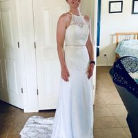 i found my dress!!!! i would love to see pictures of everyone else's!!! - 1