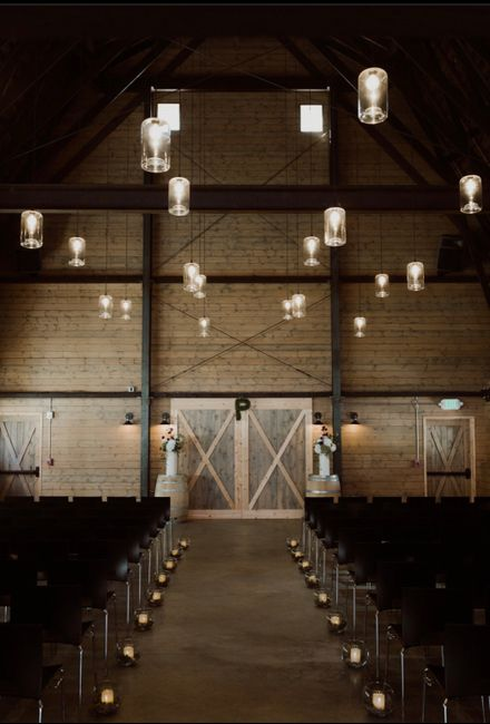 Does your dress match your venue style? 1