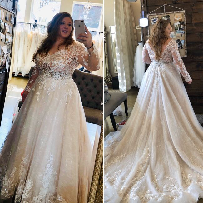 Does your dress match your venue style? 2