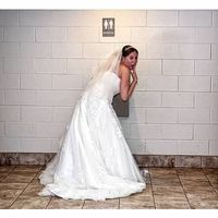 May I see your wedding portraits? (For those who are already married)