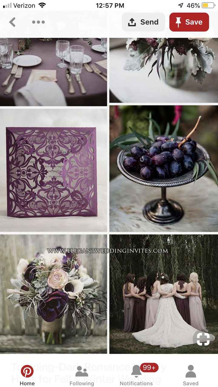 Boho inspired Fall Wedding Colors? - 2