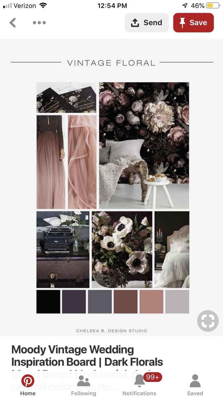 Boho inspired Fall Wedding Colors? - 3