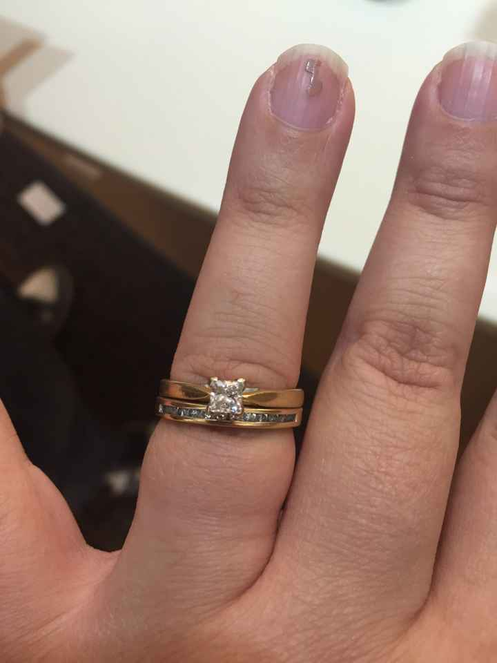 Modern or Traditional: Ring Shopping? - 1