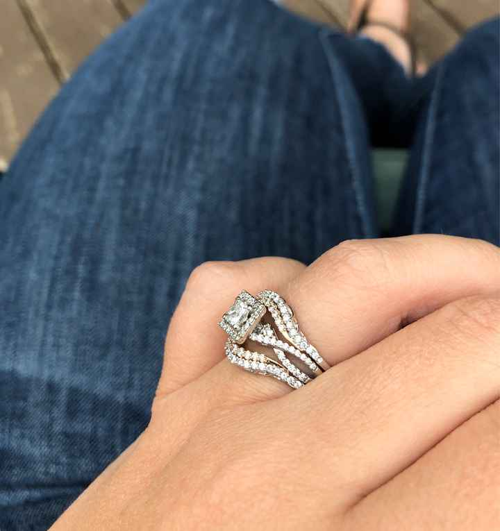 Modern or Traditional: Ring Shopping? - 3