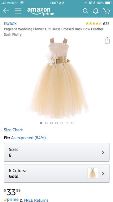 5c3a8e105ff1 Flower Girl Dresses At Amazon