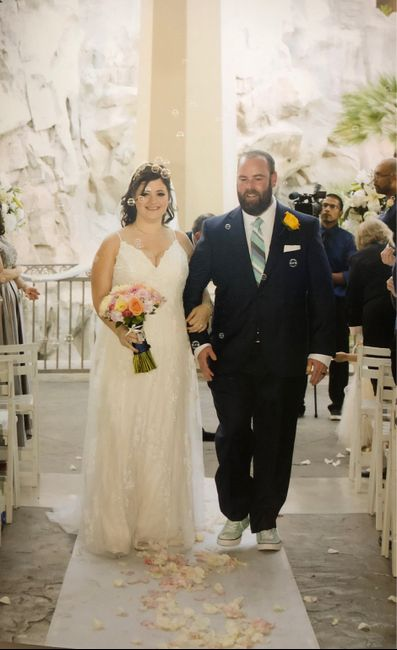 Share your recessional photo! 😊 5