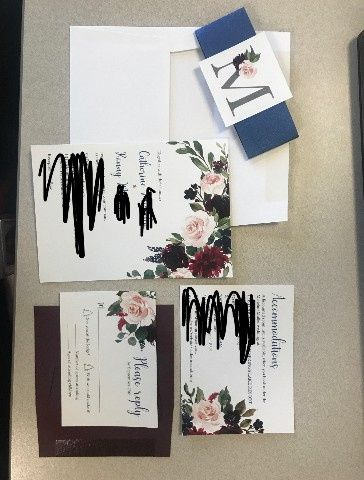 Invitations - Splurge or Save? 7