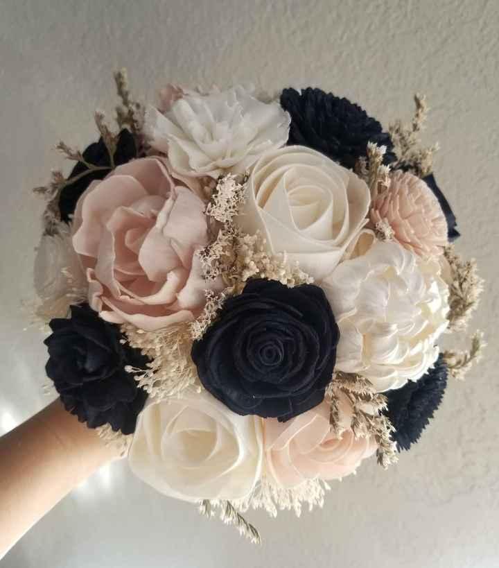 bridesmaids bouquet.