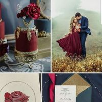 Help!!! Color schemes for wedding party - 2