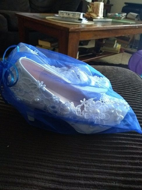 Wedding shoes!! 1