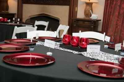 Damask Table Help