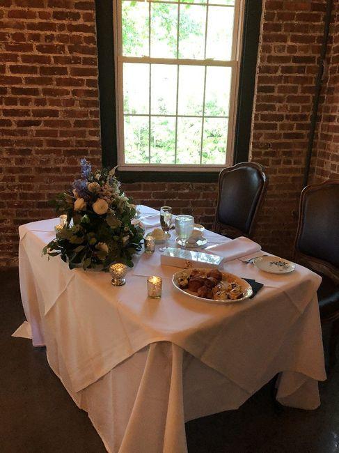 Sweetheart Table 10