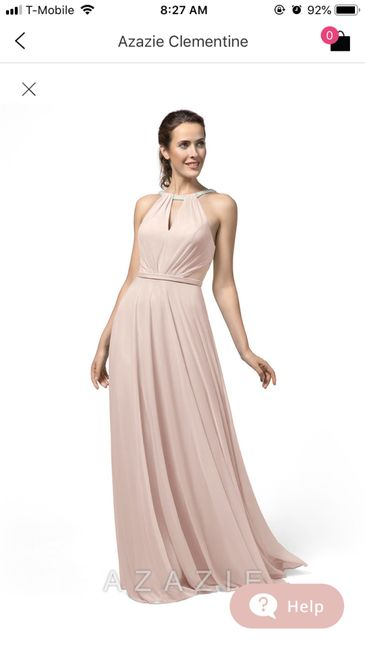Mix and match bridesmaid dresses 4
