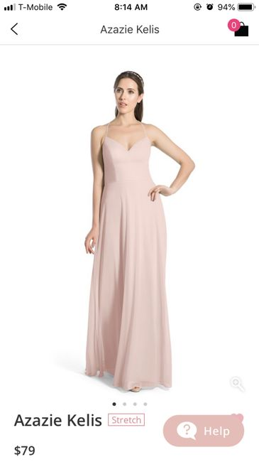 Mix and match bridesmaid dresses 5