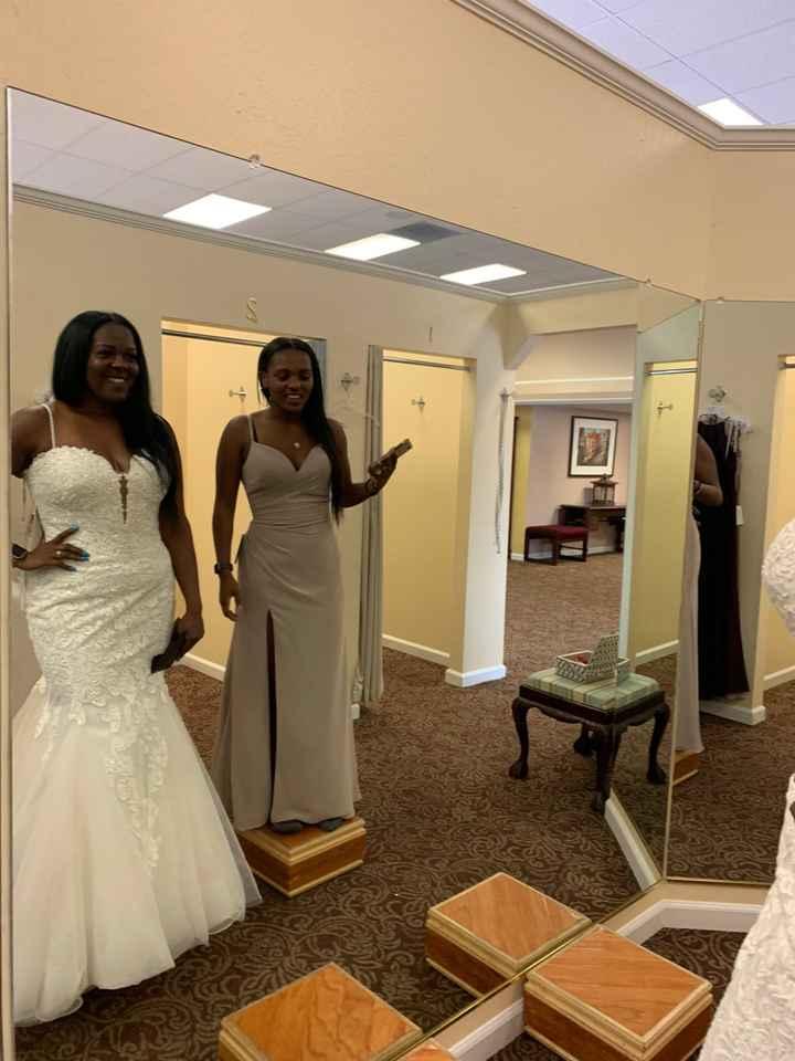 Bridesmaid Dress Shopping - 1