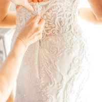 Which do you prefer: Fingertip or cathedral veil? - 1