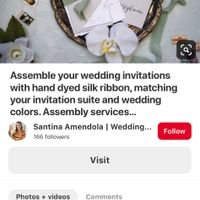 Invitation suite inspo!! - 1