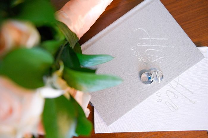 Tell me about the special touches at your wedding! 12