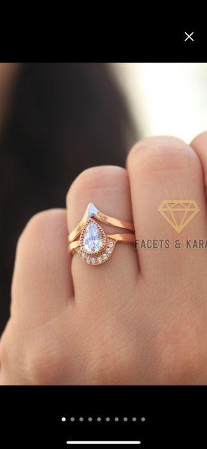Diamond vs. gemstone vs. cubic zirconia 6
