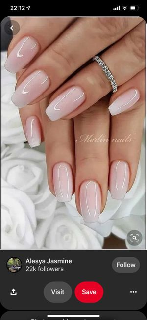 How are you doing your nails? 11
