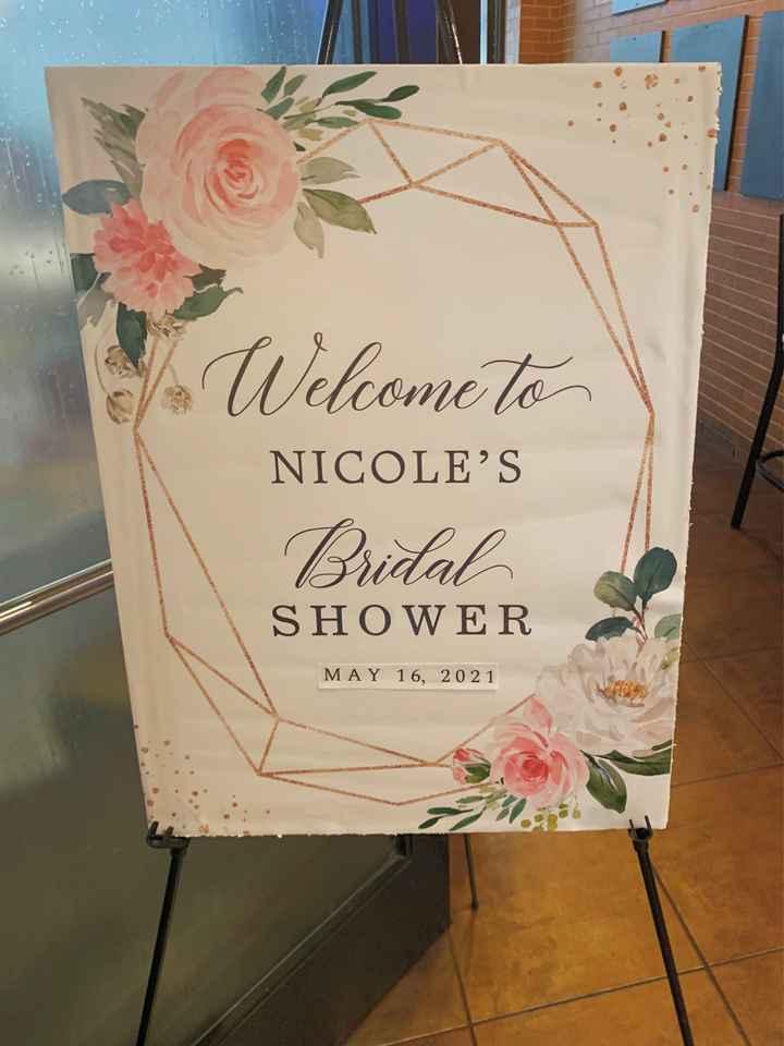 Finally had my Bridal Shower! Pic heavy! - 3