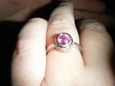 Any Ladies out there IN LOVE with their gemstone e-rings?