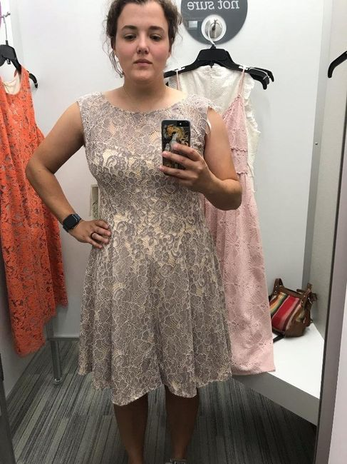 a dress not like the others... 3