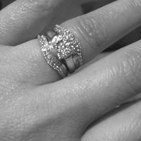 Engagement rings & wedding bands - 1