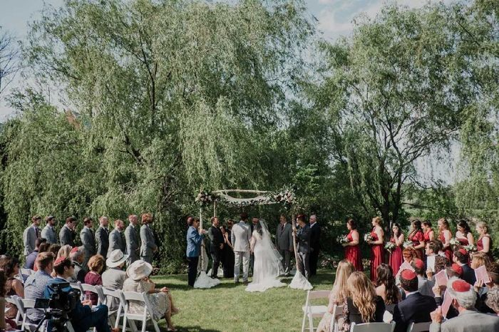 Let's see where you're getting married! Show off your wedding venue!! 20