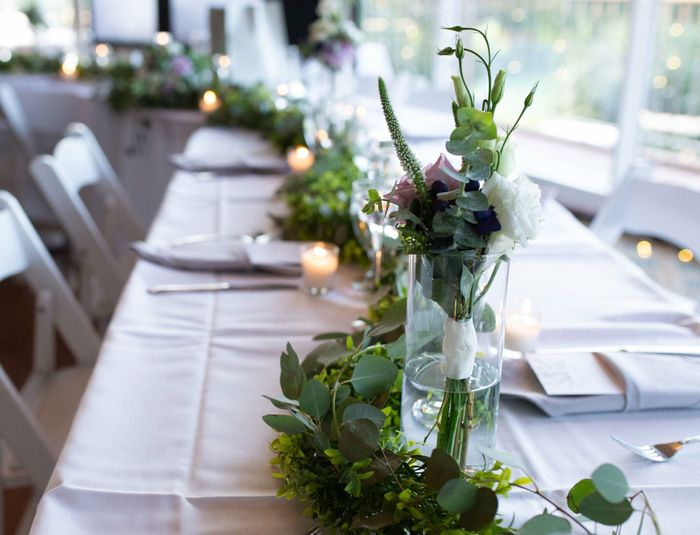 How important are centerpieces? Wondering if i should scale back 4